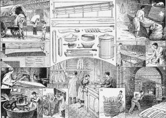 boulangerie XIXè